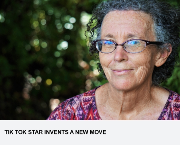 Tik Tok Star Invents A New Move